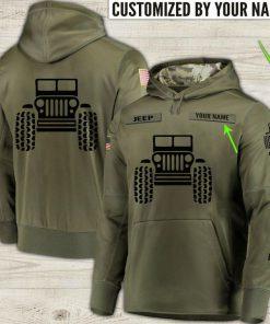custom name jeep car full printing hoodie 1