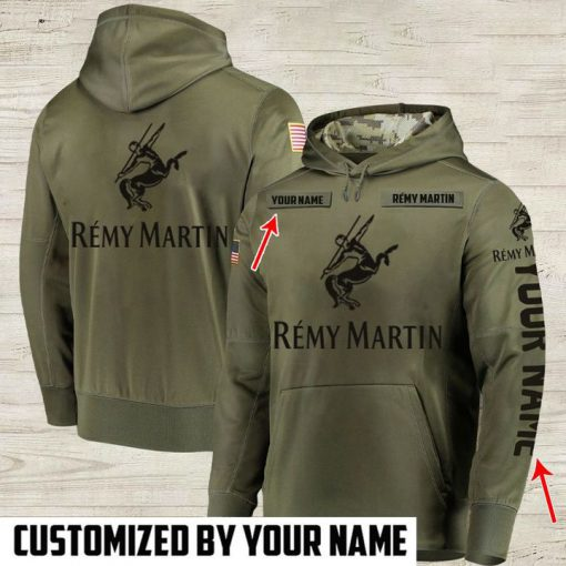 custom name remy martin cognac full printing shirt 2