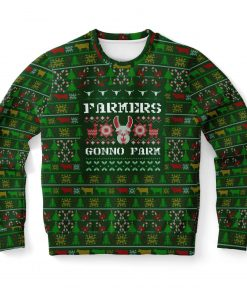 farmers gonno farm full printing christmas ugly sweater 3