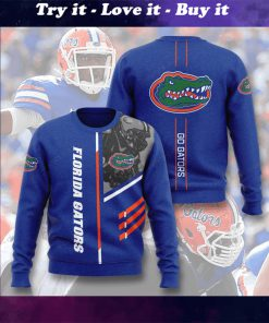florida gators football go gators full printing ugly sweater
