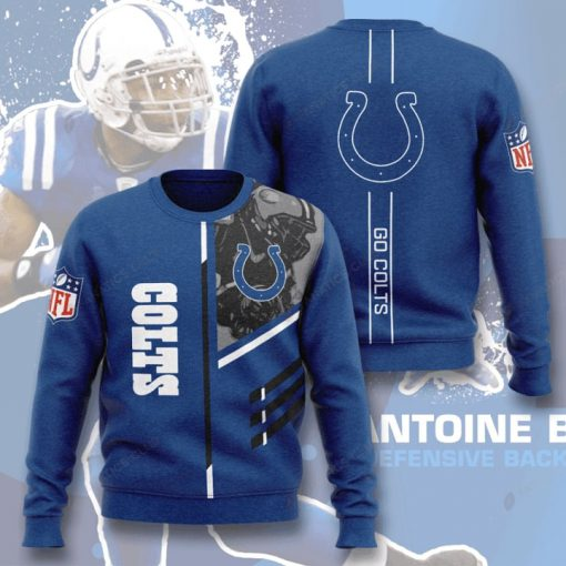 national football league indianapolis colts go colts full printing ugly sweater 2