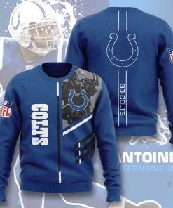 national football league indianapolis colts go colts full printing ugly sweater 4