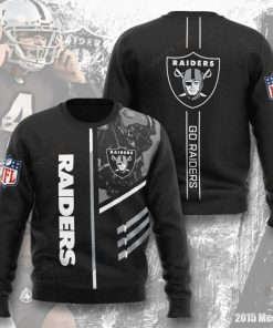 national football league oakland raiders go raiders full printing ugly sweater 3