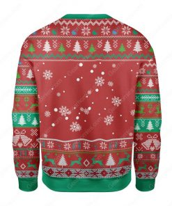 neil degrasse tyson science big bang all over printed ugly christmas sweater 5