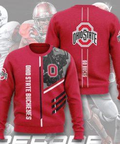 ohio state buckeyes football go bucks full printing ugly sweater 3