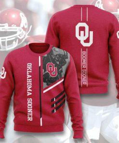 oklahoma sooners boomer sooner full printing ugly sweater 5
