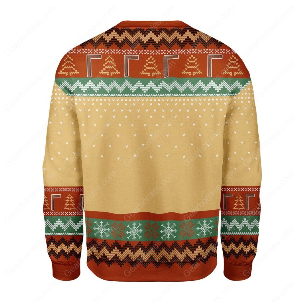 saint joseph the worker all over printed ugly christmas sweater 4