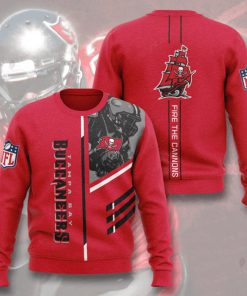 tampa bay buccaneers fire the cannons full printing ugly sweater 3