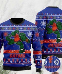 the florida gators football christmas ugly sweater 2 - Copy (2)