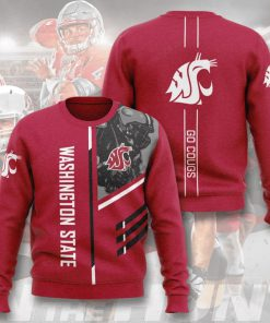 washington state cougars football go cougs full printing ugly sweater 4