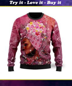 breast cancer awareness never lose hope ugly christmas sweater