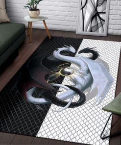 dragon lovers full printing rug 3
