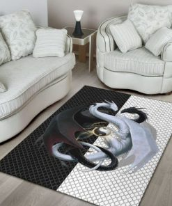 dragon lovers full printing rug 4