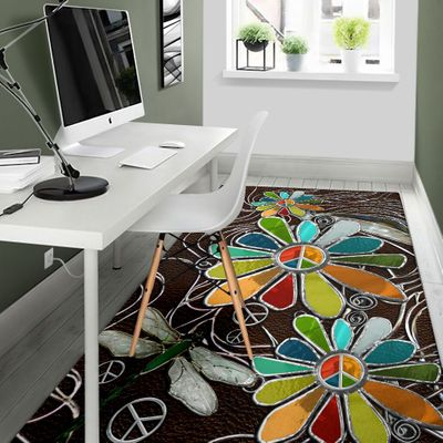 dragonfly hippie soul leather pattern full printing dragonfly hippie soul leather pattern full printing rug 5dragonfly hippie soul leather pattern full printing rug 5