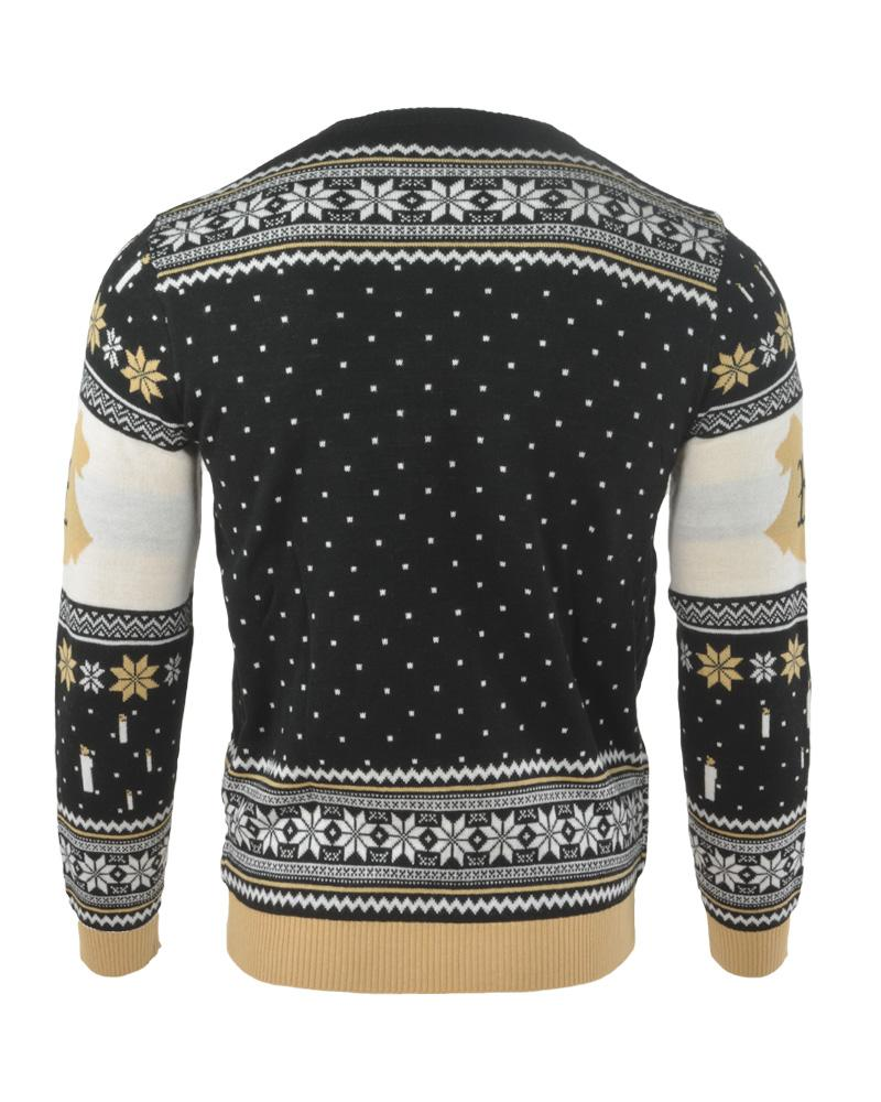 harry potter hogwarts castle all over printed ugly christmas sweater 5
