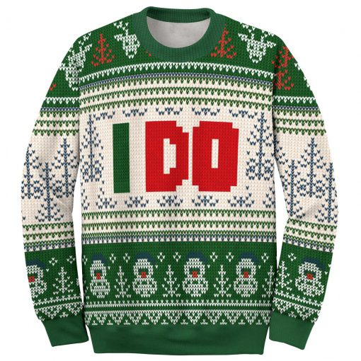 i dont do matching sweaters i do love couple ugly christmas sweater 3