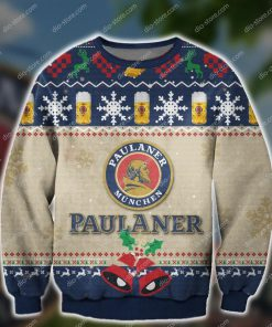 paulaner munchen beer all over print ugly christmas sweater 2 - Copy (2)