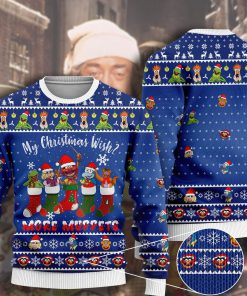 the muppet show my christmas wish more muppet ugly christmas sweater 2 - Copy (3)