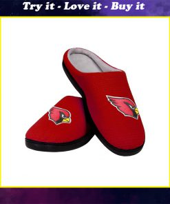 arizona cardinals football team full over printed slippers