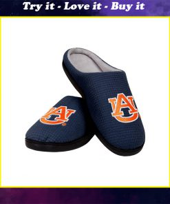 auburn tigers football full over printed slippers