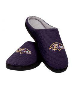 baltimore ravens football team full over printed slippers 2
