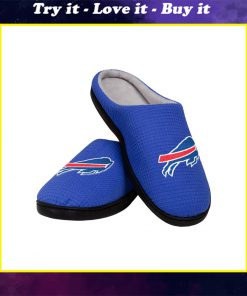 buffalo bills football full over printed slippers