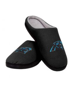 carolina panthers football full over printed slippers 2