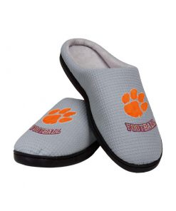 clemson tigers football full over printed slippers 3