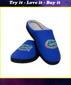 florida gators football full over printed slippers