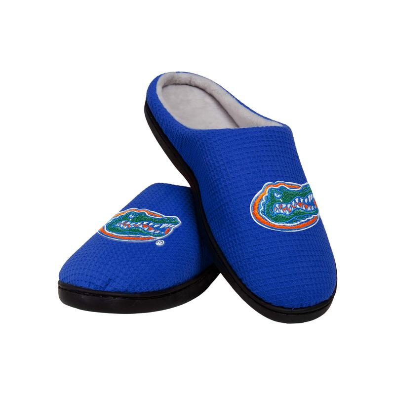 florida gators football full over printed slippers 3