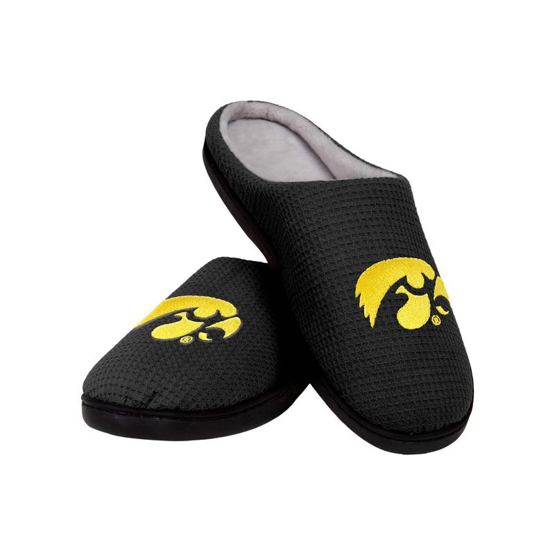 iowa hawkeyes football full over printed slippers 2