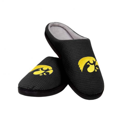 iowa hawkeyes football full over printed slippers 3