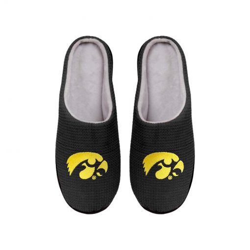 iowa hawkeyes football full over printed slippers 5