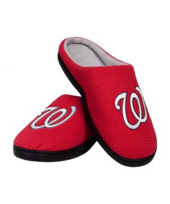 major league baseball washington nationals full over printed slippers 3