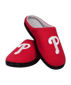 mlb philadelphia phillies full over printed slippers 2