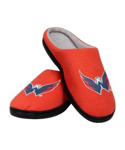 national hockey league washington capitals full over printed slippers 2