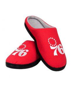 nba philadelphia 76ers full over printed slippers 2