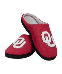 oklahoma sooners football full over printed slippers 2