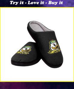 oregon ducks football full over printed slippers