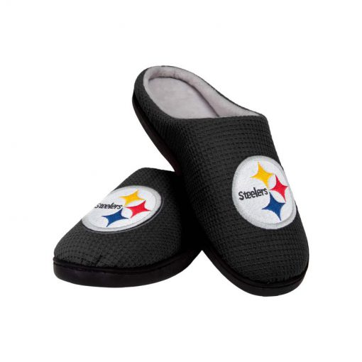 pittsburgh steelers football full over printed slippers 2
