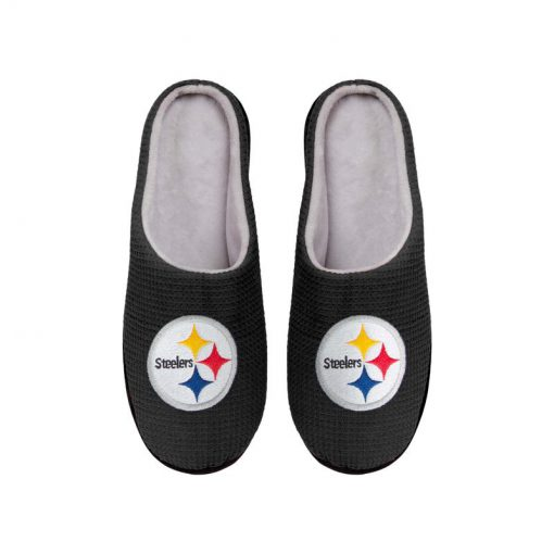 pittsburgh steelers football full over printed slippers 4