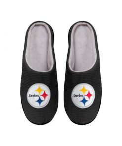 pittsburgh steelers football full over printed slippers 5