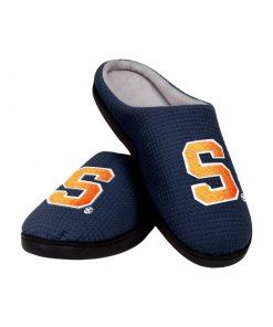 syracuse orange mens basketball full over printed slippers 2