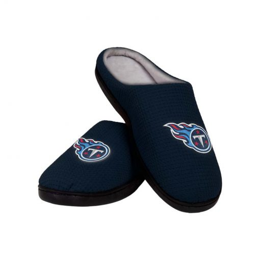 tennessee titans football full over printed slippers 2