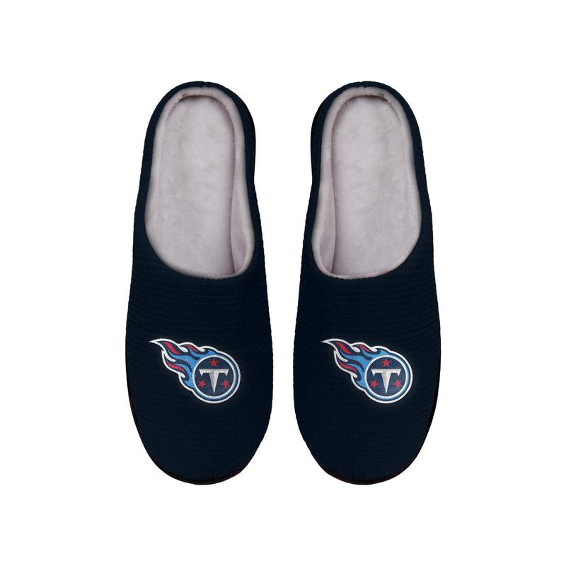 tennessee titans football full over printed slippers 4