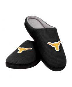 texas longhorns football full over printed slippers 3