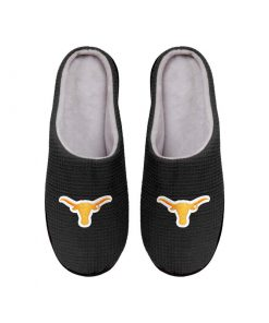 texas longhorns football full over printed slippers 4