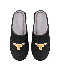texas longhorns football full over printed slippers 5