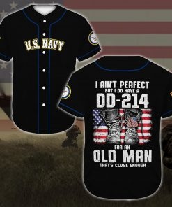 united states navy veteran boots all over printed baseball shirt 2