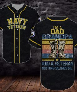 united states navy veteran boots im a dad all over printed baseball shirt 3